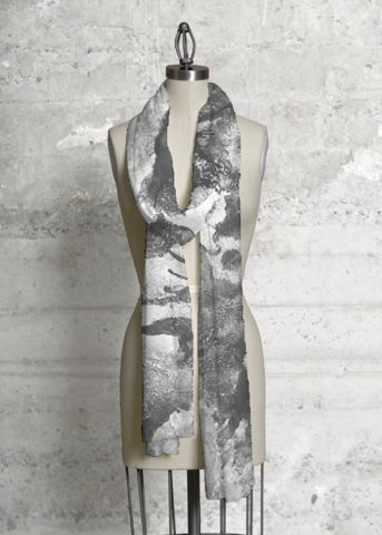 Modal Scarf - Majestic Bird by VIDA VIDA