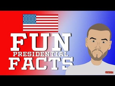 President's Day for kids (Presidential Fun Facts) Educational Videos for Students Cartoon Network - YouTube