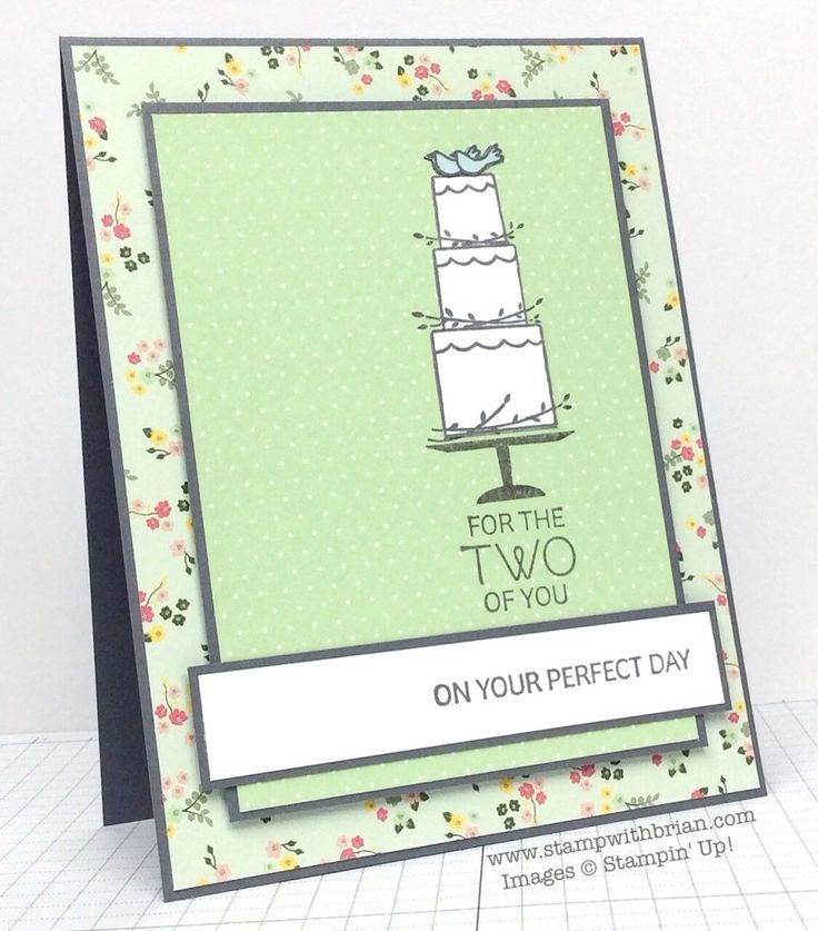 Your Perfect Day, Stampin' Up!, Brian King, PPA233