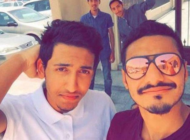 So brave. Last Friday, these two young men, Mohammed Hassan Ali bin Isa and Abdul-Jalil al-Arbash, died after stopping a suicide bomber from entering a mosque in Saudi Arabia in an attack that was later claimed by ISIS.