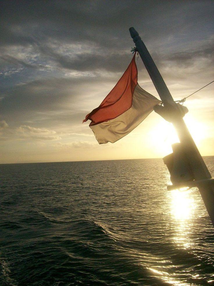 Indonesia Flag by Garethrawwwr on DeviantArt