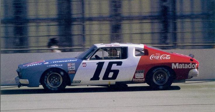 Penske AMC Matador driven by Bobby Allison