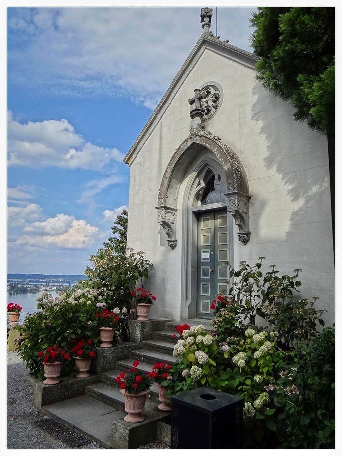 Napoleon`s Kapelle im Thurgau