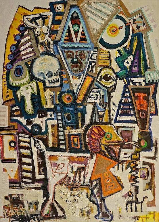 LIAM PORISSE, 'Clown', 2014