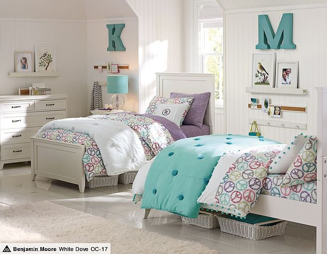 I Love The Pbteen Hampton Funky Peace Bedroom On Pbteen