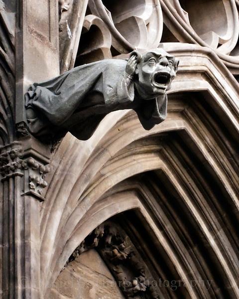 gothic gargoyle gargoyles pinterest