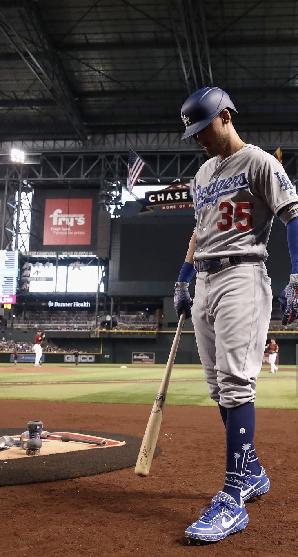 Cody Bellinger Mlb Baseball Players La Dodgers Players Baseball Wallpaper