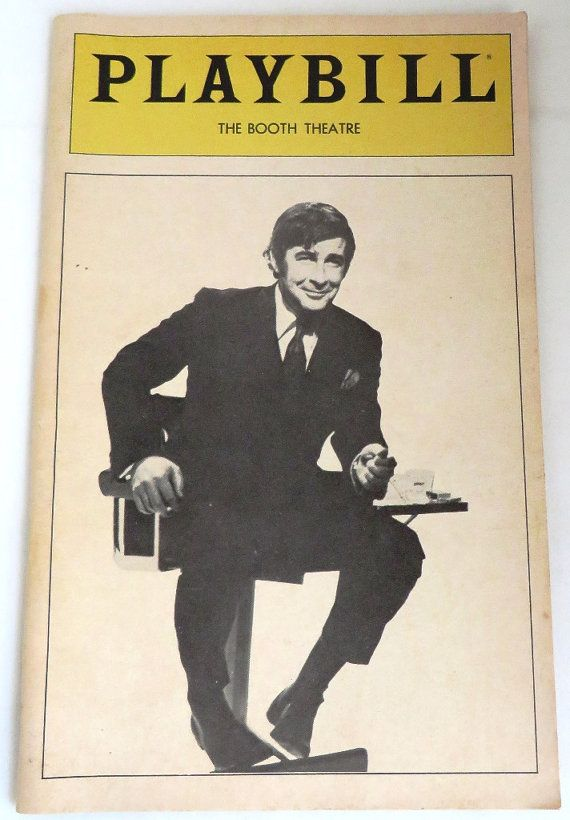 Broadway Playbill of An Evening with Dave Allen, at The Booth Theatre, September, 1981  This is an unusual, rare Playbill of the comedians New York City One Man Show, 90 pages, in good condition. Great for a collector of this type of memorabilia.  About Dave Allen:  David Tynan OMahony (1936-2005) better known as Dave Allen, was an Irish comedian and satirist. He initially became known in Australia and made regular television appearances in the UK from the 1960s until the mid 1980s. His BBC…
