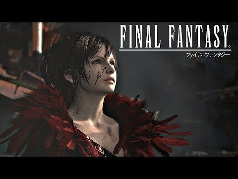 Final Fantasy DirectX 12 Demo - FINAL FANTASY WITCH CHAPTER 0