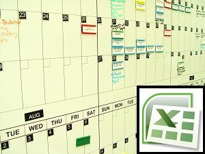 can view the templates that came with your version of Office. If you don't have any project management templates installed (I didn't), you can view the online templates by clicking on the various categories below. When you find one you like, just click on it and click the Download button.