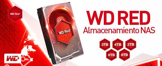 ¡WD RED es el mejor HDD para tu servidor NAS!