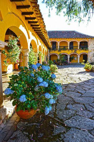 Paipa - Hacienda El Salitre. Colombia