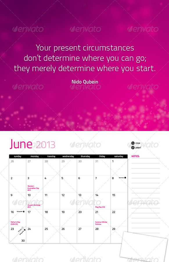 2013 Calendar Template Calendar Template 2013 Calendar