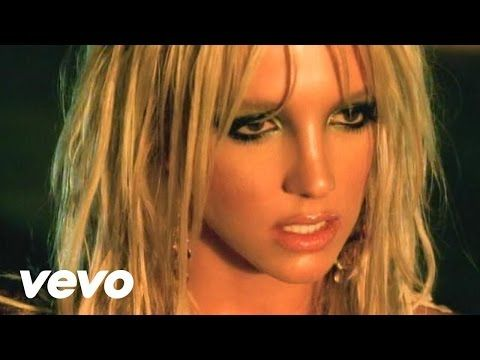 Britney Spears - I'm A Slave 4 U - YouTube