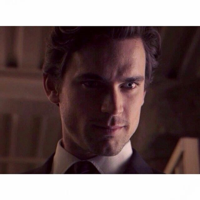 Seductive look from Neal Caffrey