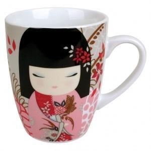 """Kimmidoll """"norika"""" mug   :::    http://www.kimmidoll.com/club/"""