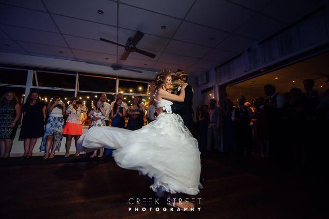 Long Reef Golf Club - wedding reception wedding dance