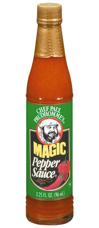 """Molho de Pimenta Magic -  Diferente de tudo o que você experimentou! Feito de pimenta caiena, pimenta habanero e outras especiarias, o molho proporciona muito mais sabor do que apenas o simples """"calor"""" das pimentas. Principais Ingredientes: Pimenta caiena e habanero, vinagre e al"""