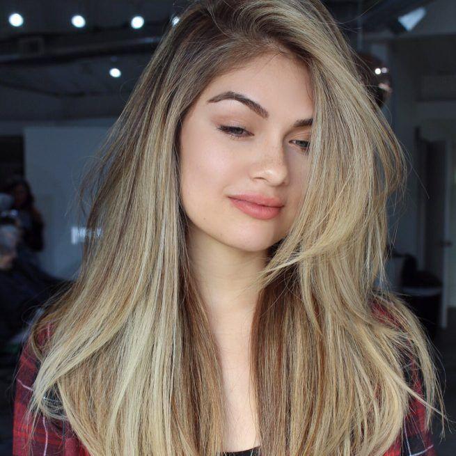 Mittellanges Haar Frisuren Frauen 2019