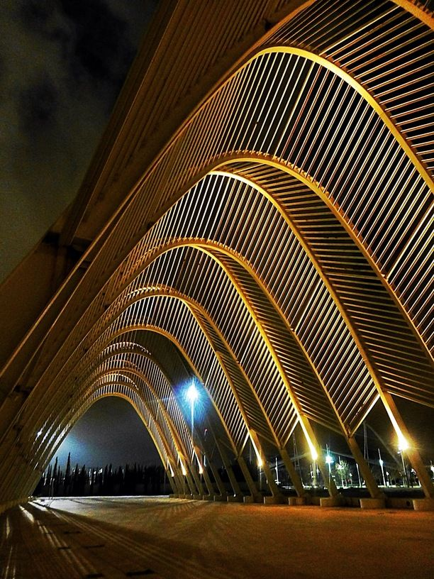 Athens Olympic Sports Complex, Marousi, Greece — by Kostas Brejaart. The Olympic Sports Complex of Athens has hosted the Mediterranean Games in 1991, the World Championship in Athletics...