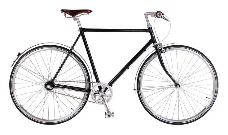 Shop Herrenrad Sport - Klassisches Stahlrahmen Fahrrad handmade in Germany 649€
