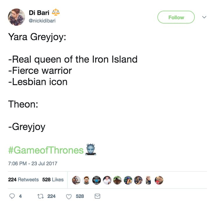 """""""Nymeria: New phone, who dis."""""""