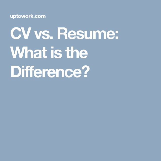 Best 25+ Curriculum vitae exemplo ideas on Pinterest Creative cv - difference between resume and cv