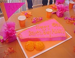 Cheerleading Party Ideas and Supplies