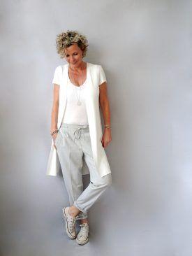 Lange Westen bringen Dein Outfit in Schwung! | women2style