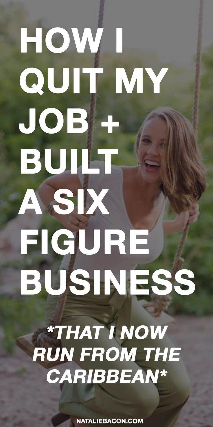Ich habe meinen Corporate Finance-Job für ein sechsstelliges Online-Unternehmen (das ich aus … – Finanzierung