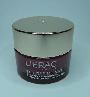 Alles rund um Kosmetik: Lierac Liftissime Nutri Review