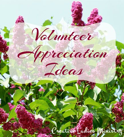 f34e25e2 Volunteer Appreciation Ideas: Volunteer Theme ideas as well as ideas for  the speaker, devo., gifts, etc. | Volunteer Appreciation Ideas | Volunteer  ...