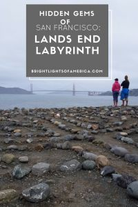 Lands End Labyrinth | Lands End | San Francisco Lands End | Things to do in San Francisco | Sightseeing in San Francisco | SF holiday | SF Vacation | Aussie | Expat | Aussie Expat in US | expat life