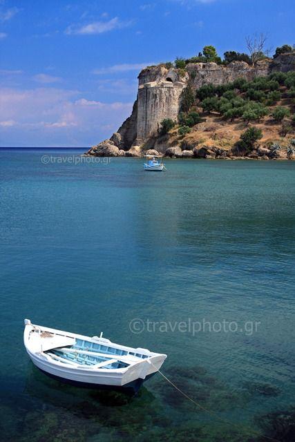 Koroni in Messinia pref. (Peloponnese) Greece