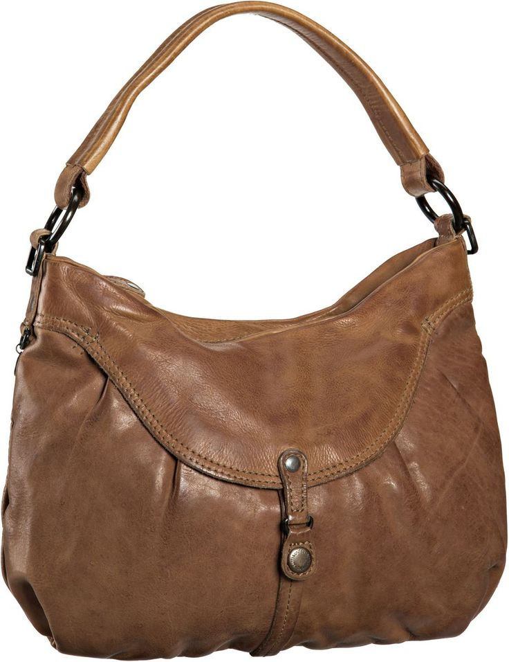 Unwiderstehlicher war Lakritz selten: Die trendy Handtasche von aunts & uncles bietet 3 Innenfächer, Schlüsselhalter, ein Frontfach und 2 Tragevarianten. Aus hochwertigem Rindleder. Maße: 27x23x6 cm.