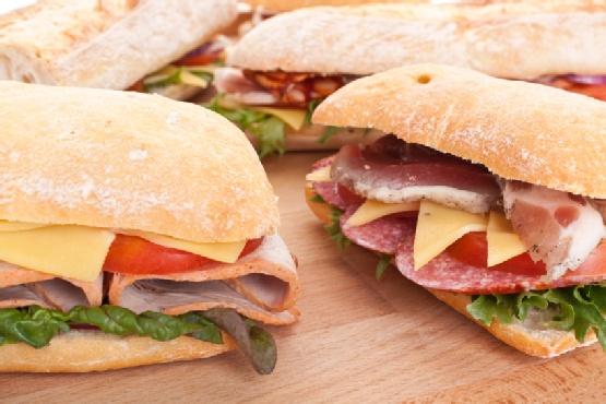 Building the Perfect Italian Sandwich | Food, Italian ...