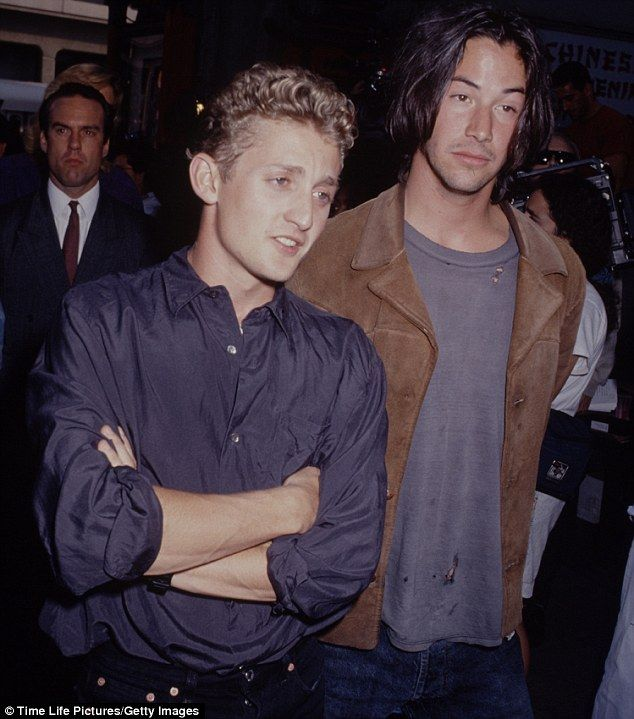 Keanu Reeves says that he is open to another Bill & Ted sequel