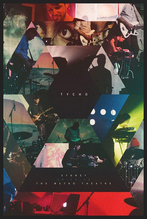 Tycho poster — Designspiration