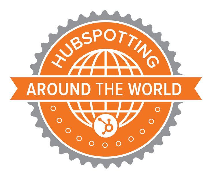 Follow us as we HubSpot Around the World #hubspotting