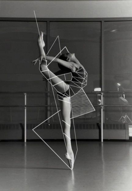 I really like how the lines follow the dancer, It looks as if they are supporting her which looks very abstract. I would like to use this idea for my posters. It also fites in with my current theme.