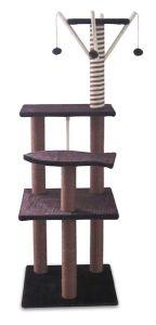 Klorestativ / klatrestativ til katt, 156 høy