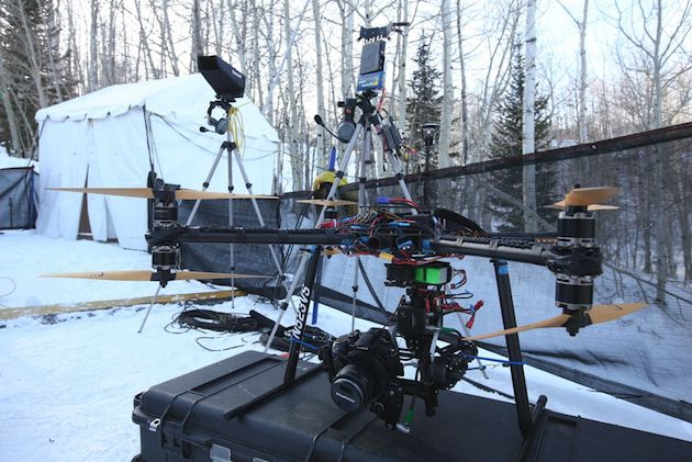 ESPN is bringing camera drones to the X Games | Engadget