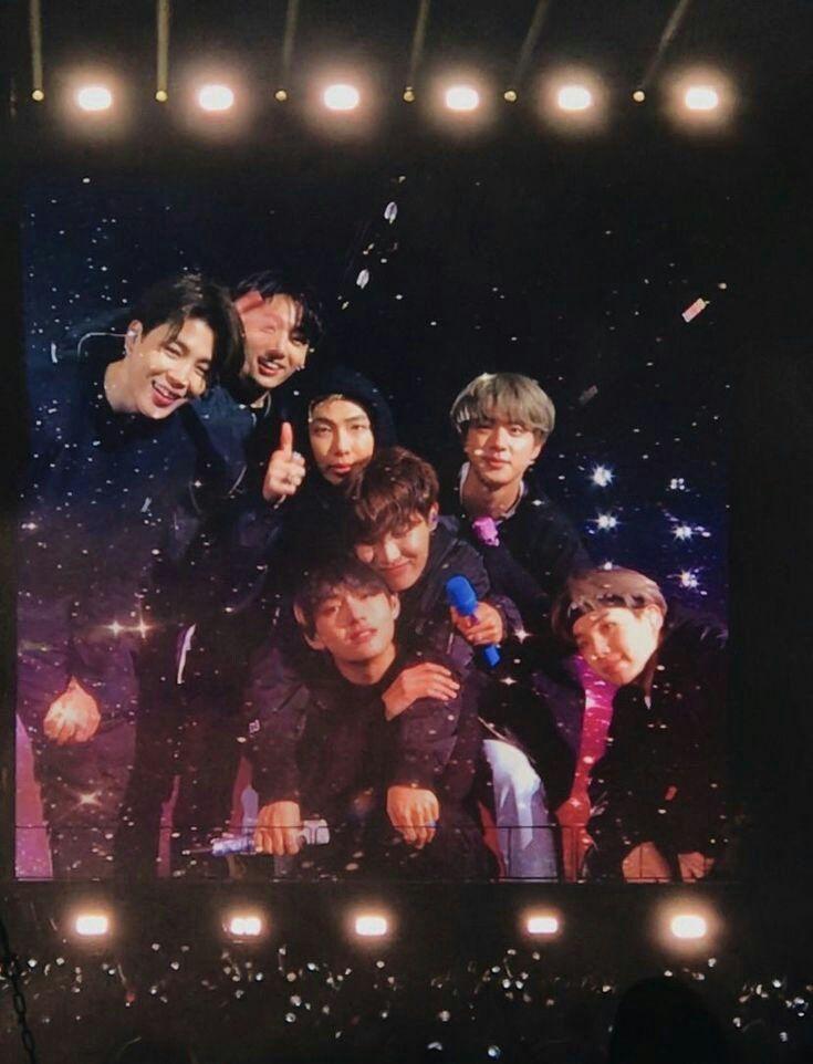 Nicole On Twitter Bts Lockscreen Bts Wallpaper Bts Concert BTS aesthetic wallpaper photo