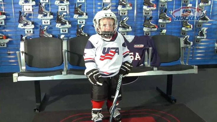 How to Dress Youth Hockey Players for Practice