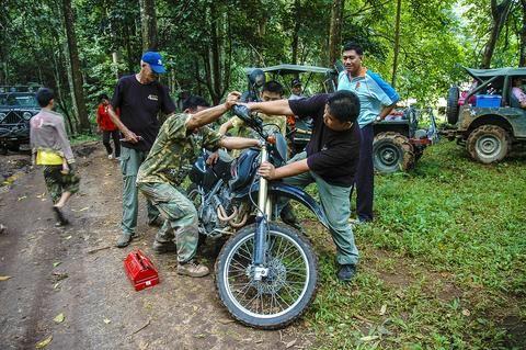 Motorcycle Help - Trip Machine Company