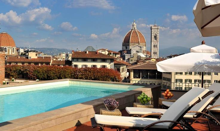 Grand Hotel Minerva: Florence