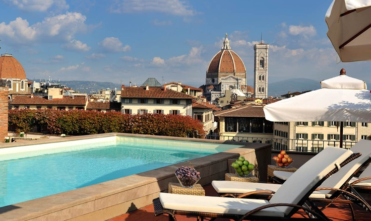 Grand Hotel Minerva: 4-star hotel in Florence historical center - Tuscany (Italy)