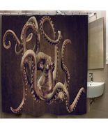 Octopus Digital Art Custom Print On Polyester S... - $35.00 - $41.00