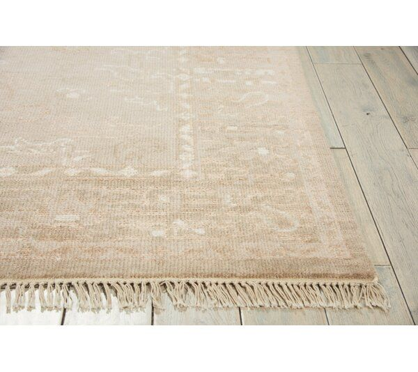 Haddou Hand Knotted Wool Gold Area Rug In 2020 Area Rugs Rugs Handcrafted Rugs