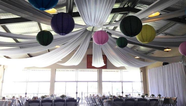Ceiling draping hire sydney coloured lanterns.jpg